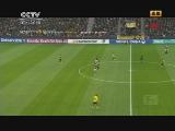 [德甲]第14轮:多特蒙德VS沙尔克04 上半场
