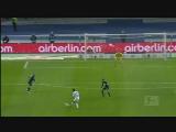 [德甲]第16轮:柏林赫塔1-2沙尔克04 比赛集锦