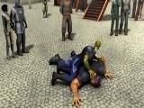 超蛙战士之星际家园 8 大兵世袭