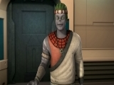 超蛙战士之星际家园 7 上官狼的笑