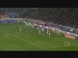 [德甲]第19轮:斯图加特0-3门兴 比赛集锦