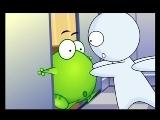 绿豆蛙 欢禧面包圈之上班系列 瞬间减肥法