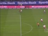 [德甲]第22轮:汉堡1-3不来梅 比赛集锦