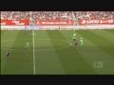 [德甲]第26轮:纽伦堡1-3沃尔夫斯堡 比赛集锦