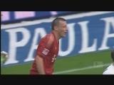 [德甲]第27轮:拜仁慕尼黑2-1汉诺威 比赛集锦