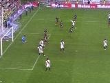 [西甲]第38轮:巴列卡诺1-0格拉纳达 进球集锦