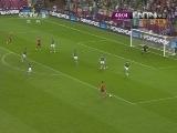 <a href=http://eurocup.cntv.cn/2012/20120615/102382.shtml target=_blank>西班牙4-0爱尔兰</a>