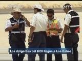 Arribo de lideres a la sede de la Cumbre del G20 20120619 1/2