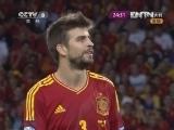 [欧洲杯]决赛:西班牙4-0意大利 比赛集锦