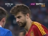 [�W洲杯]�Q� 西班牙VS意大利 下半��
