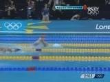 [回放]男子1500米自由泳预赛 第4组