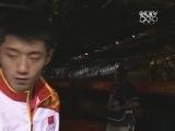 [赛后采访]张继科:竞技体育很残酷 皓哥很优秀