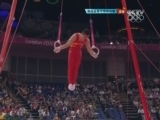 [回放]伦敦奥运会 男子吊环决赛 陈一冰集锦