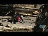 《合金装备崛起:复仇》BOSS战游戏演示