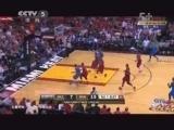 [NBA]常规赛12月26日:雷霆VS热火 第一节