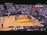 NBA总决赛第六场加时赛6月19日:马刺VS热火 加时赛