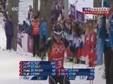 2014索契冬奥会 冬季两项男子4×7.5公里决赛 20140222