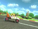 《马里奥赛车8》 众多任天堂经典角色的狂飙视频