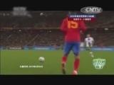 [世界杯来了]南非世界杯:西班牙1-0葡萄牙