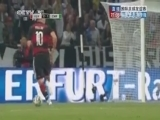 [世界杯]波多尔斯基横传中路 许尔勒推射得分