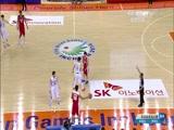 [亚运会]男篮决赛 韩国VS伊朗 第四节