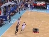 [NBA]盖伊突破分球 科里森左翼底角飚中三分