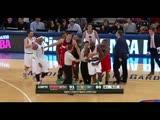 [NBA]圣诞大战火药味十足 沃尔阿西激烈冲突