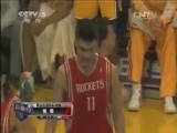 [NBA最前线]姚明、奥尼尔——世纪中锋五十佳球
