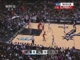 2014-15赛季NBA季后赛 快船VS马刺 第三场 20150425
