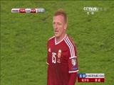 [国际足球]欧预赛附加赛次回合:匈牙利VS挪威 下半场