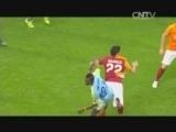[欧冠]C组第6轮:加拉塔萨雷VS阿斯塔纳 下半场