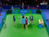 [奥运会]乒乓球男团1/4决赛 日本VS中国香港 1