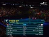 [奥运会]乒乓球女团铜牌赛 新加坡队VS日本队