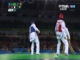 [奥运会]男子跆拳道80公斤以上级复活赛 1