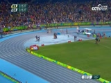 [夺金时刻]奥运女子4×400米接力 美国摘金