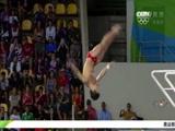 [全景奥运]陈艾森里约圆梦 男子十米台摘金