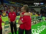 [夺金时刻]里约奥运女子篮球决赛 美国队夺冠