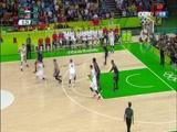 [奥运会]男篮决赛 塞尔维亚队VS美国队