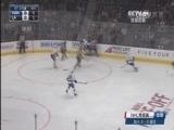 [NHL]常规赛:温哥华加人VS洛杉矶国王 第一节