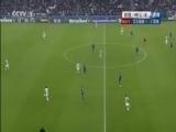 [欧冠]H组第4轮:尤文图斯VS里昂 下半场