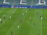 [欧冠]F组第4轮:华沙莱吉亚VS皇家马德里 下半场