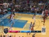 [NBA最前线]哈登状态回落 火箭客场不敌雷霆
