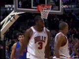 [NBA最前线]乔丹罚球线飞扣领衔公牛历史50佳球