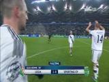 [欧冠]F组第6轮:华沙莱吉亚VS葡萄牙体育 下半场