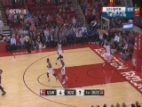 2016-17赛季NBA常规赛 勇士VS火箭 20170121
