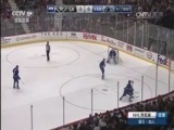 [NHL]常规赛:洛杉矶国王VS温哥华加人 第一节