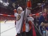 [NHL]火焰防守失误 小鸭队长驱直入中场击穿球门