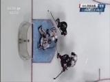 [NHL]西奥多斜传门前 凯斯小角度打门扳平比分