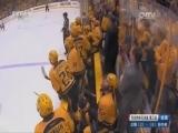 [NHL]总决赛第三场:企鹅1-5掠夺者 比赛集锦