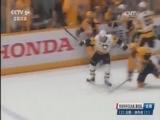 [NHL]企鹅队反击 克洛斯比单刀破门扳平比分
